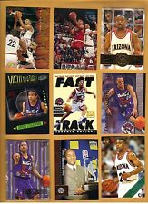 DAMON STOUDAMIRE LOT (25) Various Years, Brands, ROOKIES, Draft, INSERTS, BV$40
