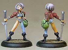 Shadowforge Miniatures Manga Range Lee Anne