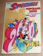 ED.DISNEY  SERIE TOPOLINO  SUPPL. A TOPOLINO  N° 2000   1994  ORIGINALE !!!!