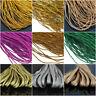 Metallic Braided Cord Metallic Cords Trims Embroidery Craft DIY 1Roll Zari Dori