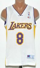 NBA LOS ANGELES LAKERS 2000'S BASKETBALL SHIRT #8 BRYANT CHAMPION SIZE S ADULT