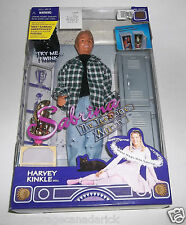 Sabrina The Teenage Witch Harvey Knikle Doll Set Kenner 1997 - NEW