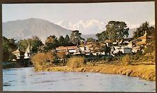 Mint Dharan Nepal British Gurkha Headquarters Ganesh Himal Photograph Print