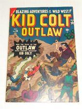 KID COLT OUTLAW #20 VG/FN (5.0) MAY 1952 MARVEL ATLAS COMICS **