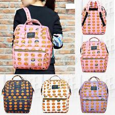 US Women School Backpack Travel Shoulder Book Bag Rucksack Laptop Travel Handbag