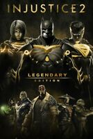 Injustice 2 Legendary Edition | Steam Key | PC | Digital | Worldwide