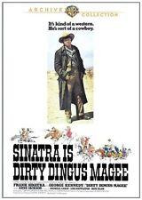 Dirty Dingus Magee DVD Frank Sinatra George Kennedy