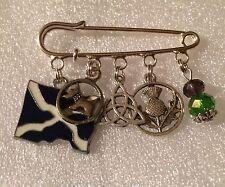 Scottish kilt Pin Brooch