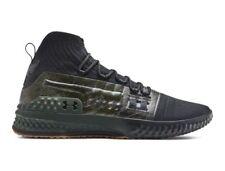 Under Armour UA Project Rock 1 'Black Gum' Green 10-13 Men's Shoes 3020788-002