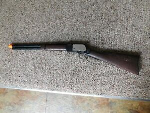 Vintage Toy Mattel Shootin' Shell Winchester Rifle
