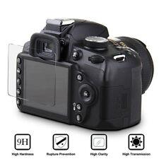 Self-adhesive Hard Tempered Glass Screen Protector Film fr Nikon D3200/3300/3400