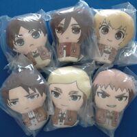 Attack on Titan - Odekake Beads Mascot - Armin / Mikasa [Single item sale]