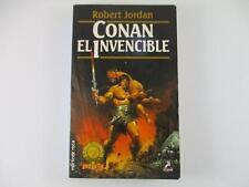 CONAN EL INVENCIBLE - ROBERT JORDAN 1995