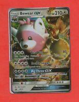 Pokemon SM34 - GX Holo - Proxy Karte - Kosturso   (A8296)