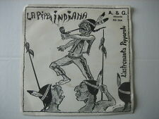 "E.BARISE ""La pippa indiana""-SEXY COVER & TRASH-7""CARTOON COVER"