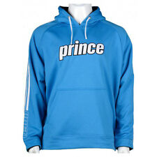 Prince Hoodie Pullover - Tennis or Squash - Black or Blue