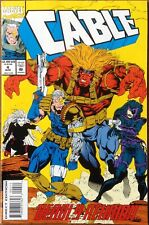 Cable #4 (1993) Very Good cond