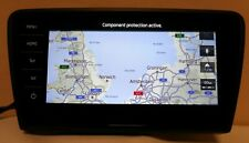 GENUINE SKODA OCTAVIA 3 LIFT DISPLAY COLUMBUS SAT NAV MIB2.5 5E0919606D