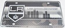 LA KINGS HOCKEY LICENSE PLATE LOS ANGELES NHL SIGN L945