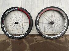 Ruote CAMPAGNOLO BORA ONE 50 tubolare tubular wheels 11V