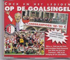 Cock En Het Legioen-Op De Goalsingel cd maxi single