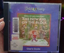 Living Books - The New Kid On The Block -  PC GAME - FREE POST