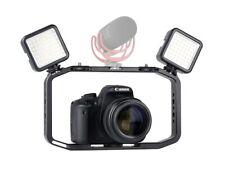 Support M-Rig Pro métal Ergonomique+ cage d'accessoires Caméra GoPro iPhone
