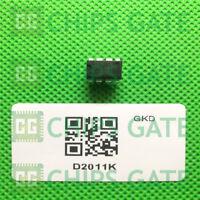 4PCS D2011K DIP-8 Integrated Circuit