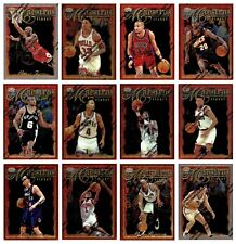 🔥🏀1996-97 Topps Finest Maestros Silver #127 Michael Jordan - Lot of 12 - RARE!
