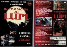 IN COMPAGNIA DEI LUPI - DVD NUOVO E SIGILLATO, PRIMA STAMPA ITALIANA, RARO