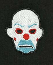 JOKER MASK BANK ROBBER CULT CLASSIC MOVIE FILM ROCKABILLY PATCH