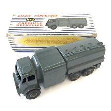 Vintage Dinky Supertoys Toys Pressure Refueller No. 642 Boxed