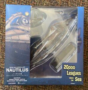 Kaiyodo Nautilus 20,000 Leagues Under The Sea Jules Verne Disney Revoltech