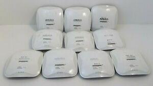 Lot of 10 Aruba AP-115 Wireless Access Points WAP APIN0115