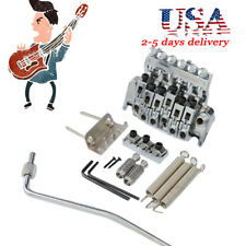 USA - Floyd Rose Lic Tremolo Bridge Double Locking System Electric Guitar Parts