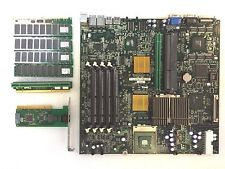 DELL POWEREDGE 1550 PE1550 DOUBLE PRISE 370 CPU CARTE MÈRE 2D484 MX-02D484