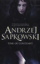 Time of Contempt by Andrzej Sapkowski (Witcher 2)
