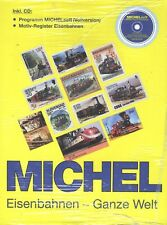 Michel Chemins de fer le monde entier 1ère Édition NEUF