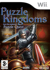 Puzzle Kingdoms *USED* Wii