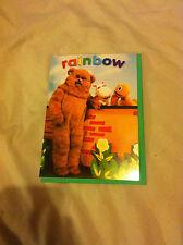 BN Rainbow Card with Bungle, George & Zippy by their wall