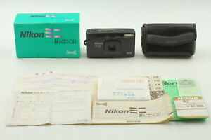 [MINT in BOX]  NIKON AF600 Panorama Point & Shoot Camera 28mm f/3.5 from JAPAN