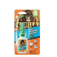 Colle Instantanée Ultra Forte Gel 15g Gorilla Glue