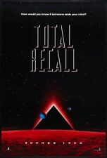 Total Recall Movie Poster 24x36