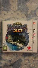 SUPER BLACKBASS 3D  3DS  SIGILLATO EDIZIONE ITALIANA