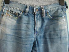Ladies distressed Industry Diesel jeans Waist 28 Leg 29