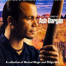 FREE US SHIP. on ANY 3+ CDs! ~LikeNew CD Dargan, Ash: Very Best of