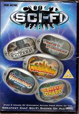 Bucky O'Hare  Visionaries   Inhumanoids  Transformers  Shadow Raiders NEW R2 DVD