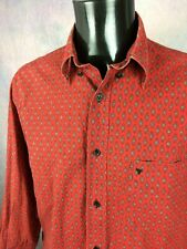 SOULEIADO Chemise Shirt Camisa True Vintage 90s Gardian Camargue Provence France