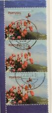 Azores flores Serie del año 1999 (DV-513)
