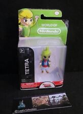 "Tetra World of Nintendo Legend of Zelda Windwaker 2.5"" action figure toy"